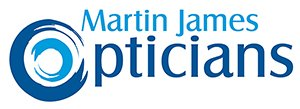 Martin James Opticians Logo